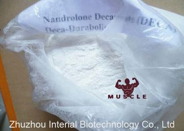 China USP Fat Burning Steroids Powder Deca Durabolin Injection For Bodybuilding CAS 360-70-3 supplier