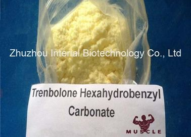 China High Pure Tren Anabolic Steroid Powder Tren Hexahydrobenzylcarbonate For Athletes supplier
