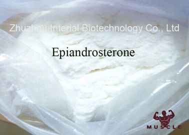China Oral Raw Steroid Powders Epiandrosterone Powder For Fat Burner CAS 481-29-8 DHEA supplier