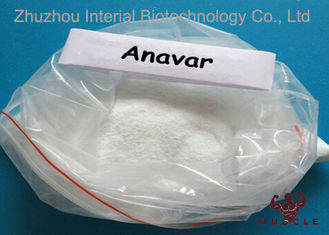 China 99% Purity Oral Anabolic Steroids Oxandrolone Anavar For Weight Loss CAS 53-39-4 supplier