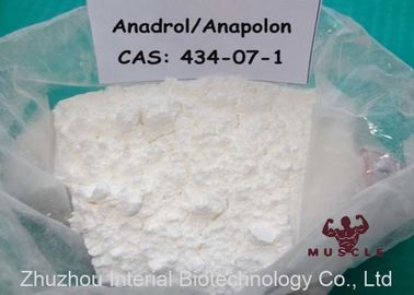 China Cutting Cycle Oral Anabolic Steroids Anadrol Oxymetholone For Muscle GrowthCAS 434-07-1 supplier