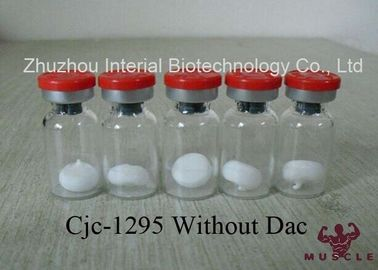 China Nature Protein Peptide Hormones Human Growth Steroids Cjc 1295 Without Dac 2mg / Vial supplier