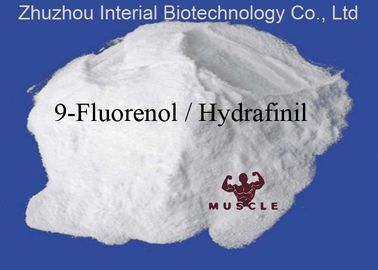 China 99% Purity Raw Steroid Powders , Nootropic Powder 9 Fluorenol CAS 1689-64-1 supplier
