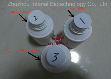 China Sustanon 200 Liquid Testosterone Steroid 200mg / Ml Pharmaceutical Material supplier