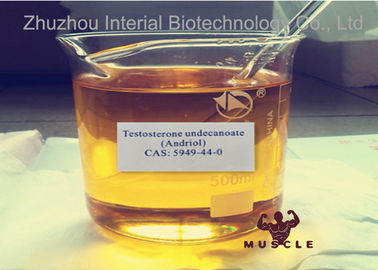 China Safest Injectable Anabolic Steroids Testosterone Undecanoate Injection For Lean Muslce supplier