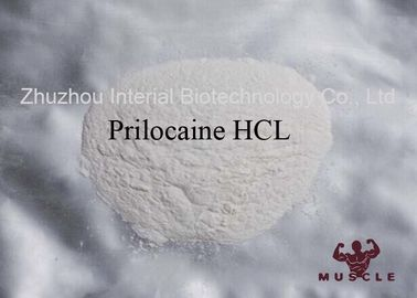 China Ease Paining Local Analgesic Powder Prilocaine Hydrochloride CAS 1786-81-8 supplier