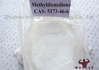 China Muscle Mass Building Prohormones , Estra 4 9 Diene 3 17 Dione 30mg CAS 5173-46-6 supplier