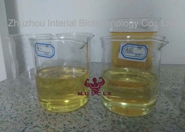 China Liquid Steroid Primobolan 100 Injectable , Oral Liquid Steroids For Muscle Gaining supplier
