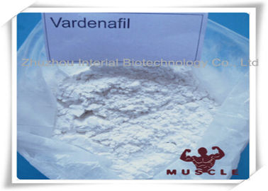 China Natural 99% Purity Male Enhancement Powder Vardenafil / Levitra For Sex Enhancer 224789-15-5 supplier