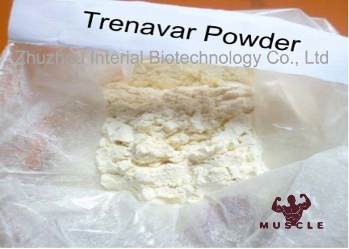 Safest Strongest Legal Prohormone For Mass , Trendione / Trenavar Powder CAS No 4642-95-9