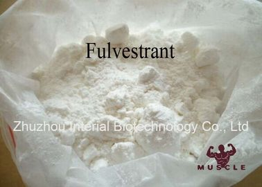 China Cancer Treatment Anti Estrogen Steroids Faslodex Fulvestrant Hormonal 129453-61-8 factory