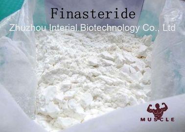 China CAS 98319-26-7 Finasteride Powder Sex Steroid Hormones To Treatment Benign Prostatic Enlargement factory