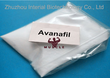 China 99.5% Purity Male Enhancement Powder Avanafil 200 Mg CAS 171596-29-5 distributor