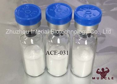 Lyophilized Powder Protein Peptide Hormones Ace 031 1mg / Vial For Muscle Gaining