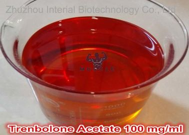 China Injectable Tren Anabolic Steroids Oil Revalor-H Trenbolone Acetate 100mg / Ml factory