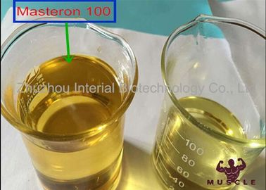 Masteron 100 Fast Muscle Growth Steroids Injection Pharmaceutical Material