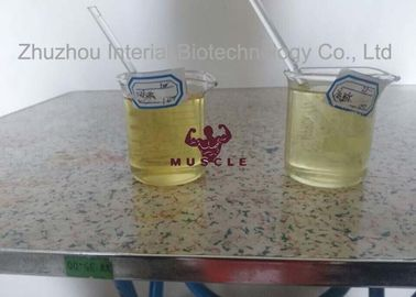 China Oil Steroids Injections Methenolone Enanthate 200mg / Ml Primobolan Depot 200 For Muscle distributor