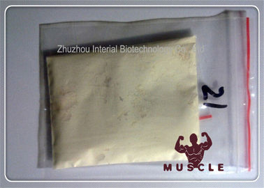 China Pharma Grade Tren Anabolic Steroid Trenbolone Enanthate / Trenbolic 100 Yellow Liquid Injection factory