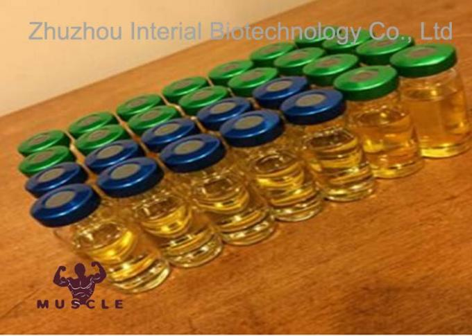 Medical Injectable Anabolic Steroids Yellow Liquid TM Blend