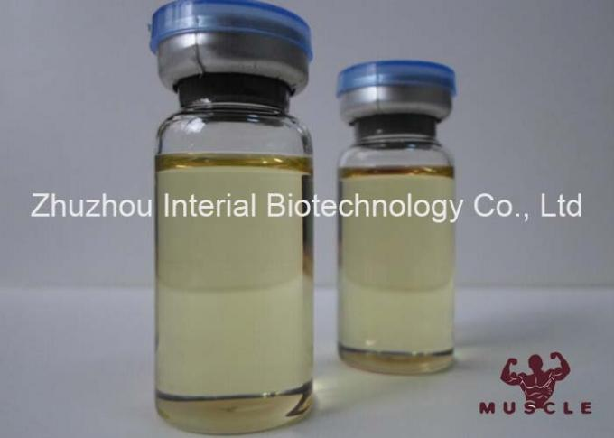 Bodybuilding Cutting Cycle Steroids Drostanolone Enanthate 100mg / Ml CAS 472-61-145