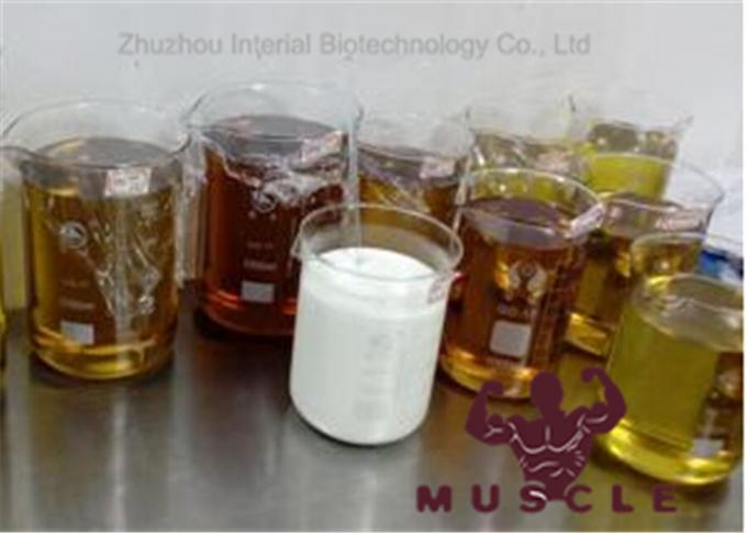 Injectable Anabolic Steroid 99.5% Purity  Boldenone Undecylenate/Equipoise/EQ Yellow Oil